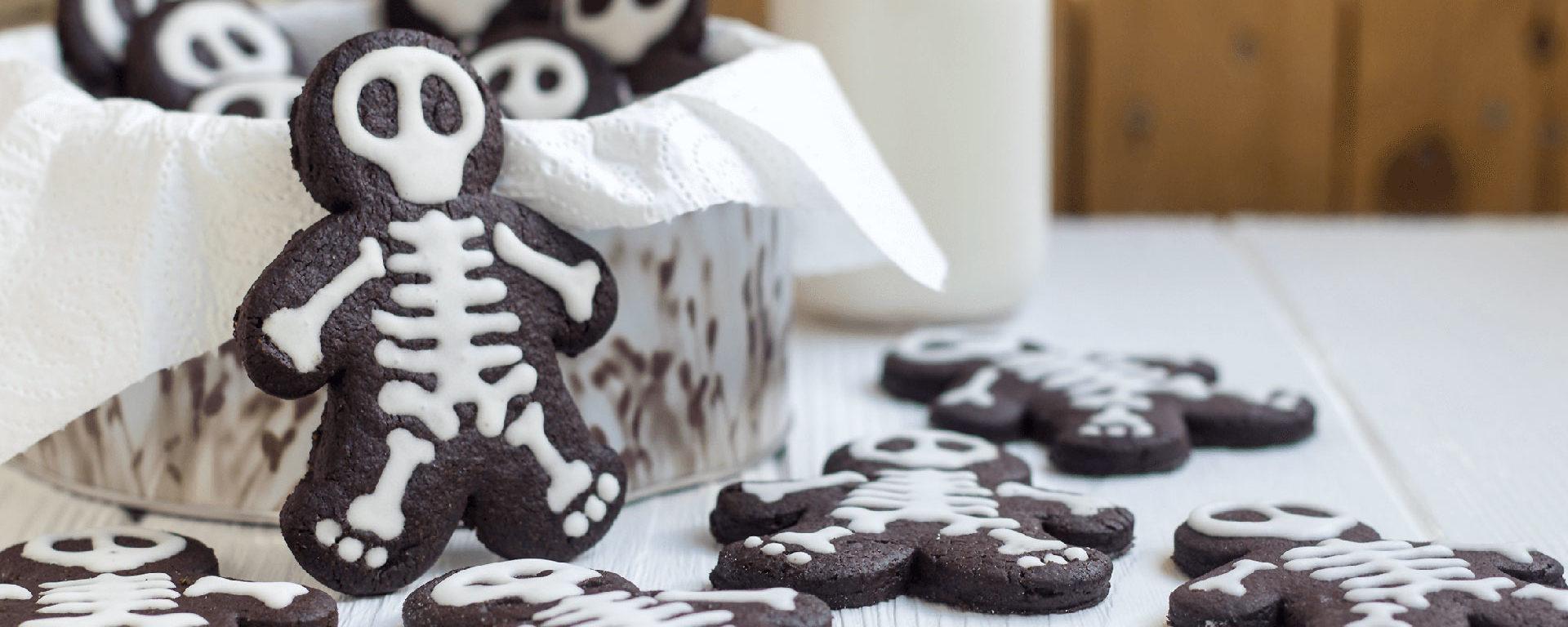 Szkieletowe słodycze