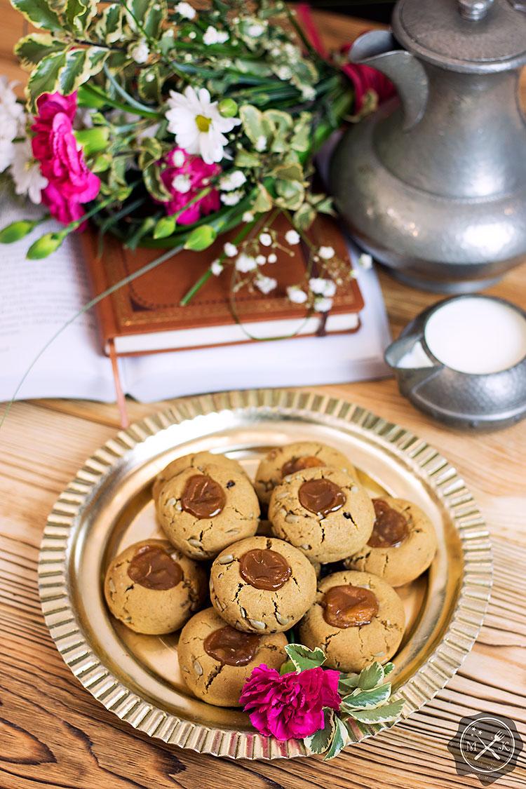 Ciastka karmelowe, Butterbeer cookies
