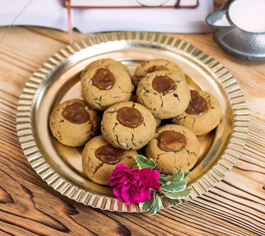 Ciasteczka karmelowe, Butterbeer cookies